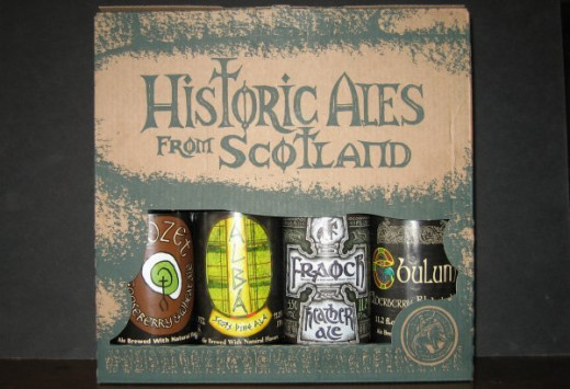 The Historic Ales pack