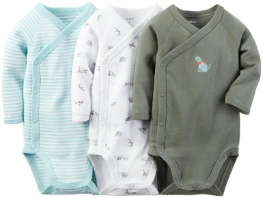 Carter's Side Snap Bodysuits