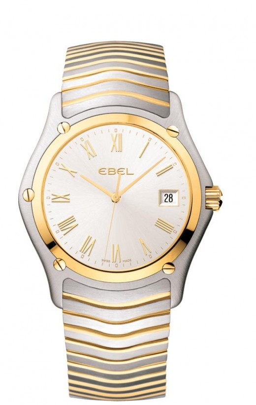 Ebel Classic Men's Two-Tone