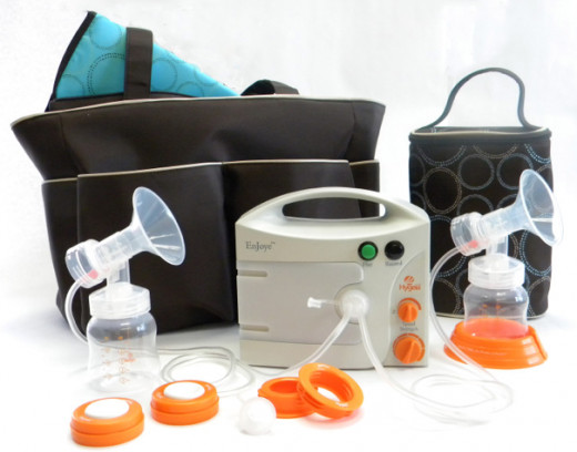 Hygeia Breast Pump