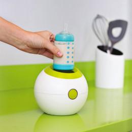 Boon Orb Bottle Warmer, Green