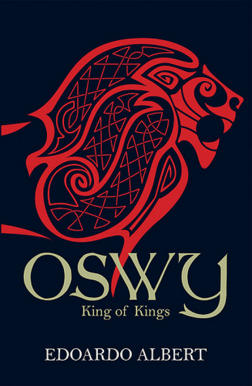 Oswy, King of Kings by the same author as the book shown in the Amazon link above about Oswald