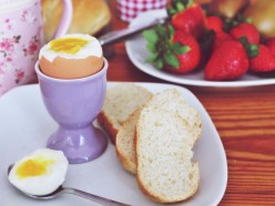 Healthy Food - Eggs