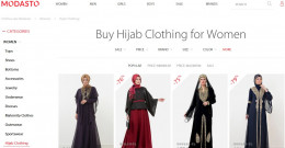 islamic fashion clothing