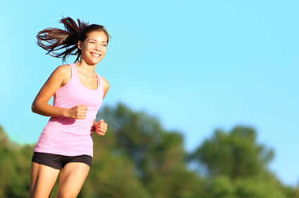 Running isn't always all smiles, but you'll catch on fast.