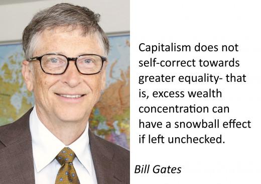 Higher profit margins do not increase societal wealth according to billionaire Paul Tudor Jones II.