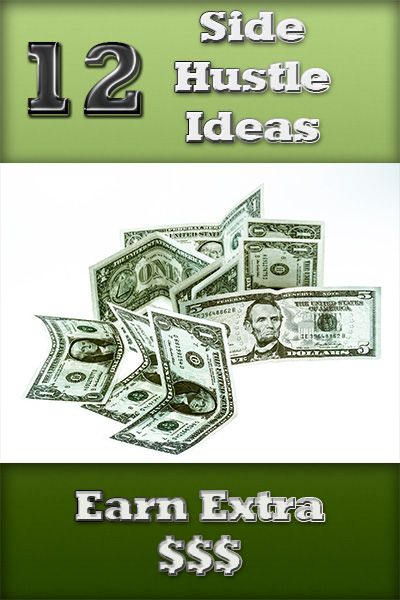 12 best side hustles to earn extra money