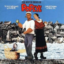 robin williams popeye the sailor