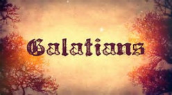 In Galatians, He's the Freedom from the Curse of Sin