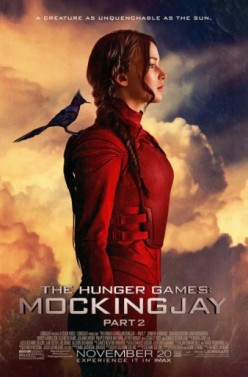 New Review: The Hunger Games: Mockingjay Part 2 (2015)
