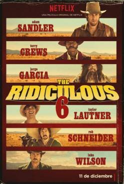 The Ridiculous 6: A Joke Too Far