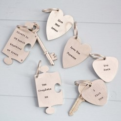 How to Make Your Very Own Keyring...