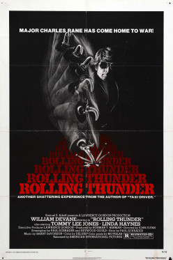 Grindhouse Double Feature - Episode Seven : Rolling Thunder and Last House on the Left