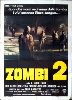 Grindhouse Double Feature - Episode Four : Zombie and Cannibal Holocaust