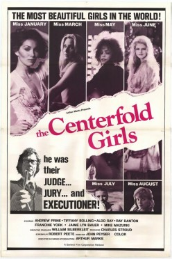 Grindhouse Double Feature - Episode Eight : The Centerfold Girls and Maniac