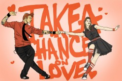 Take a chance on love
