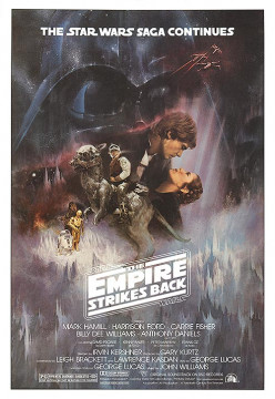 Film Review: Star Wars Episode V - The Empire Strikes Back