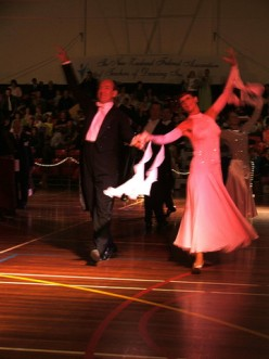 Tracey-Leigh Waltz, a New Vogue dance, danced by John and Nanette