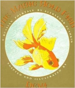 The Magic Gold Fish by Demi