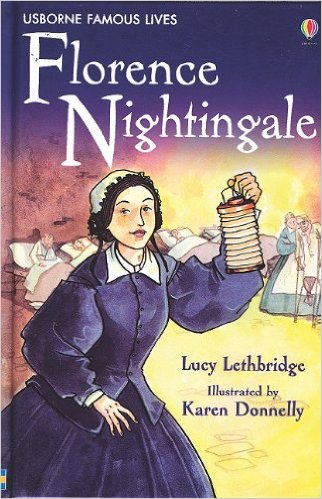 Florence Nightingale (Usborne Famous Lives Gift Books) by Lucy Lethbridge