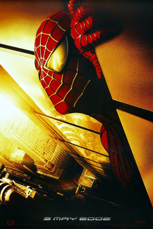"Teaser poster for ""Spider-Man"""