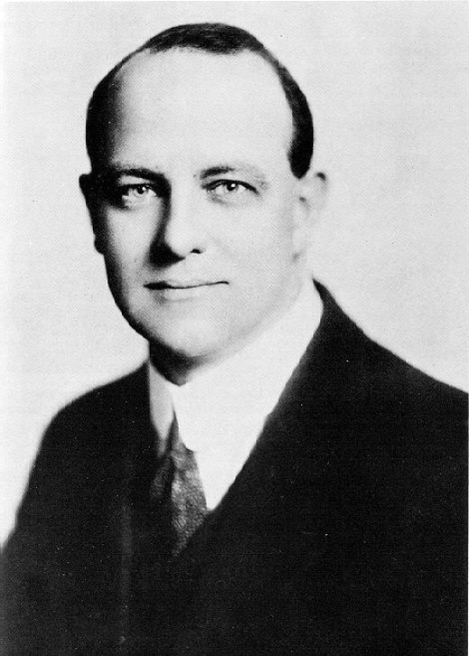The author: P.G Wodehouse