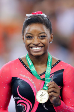 Giving Credit Where Credit is Due: Congratulations Simone Biles!