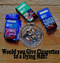 Would You Buy Cigarettes for a Man Suffering From Emphysema? an Ethical Question