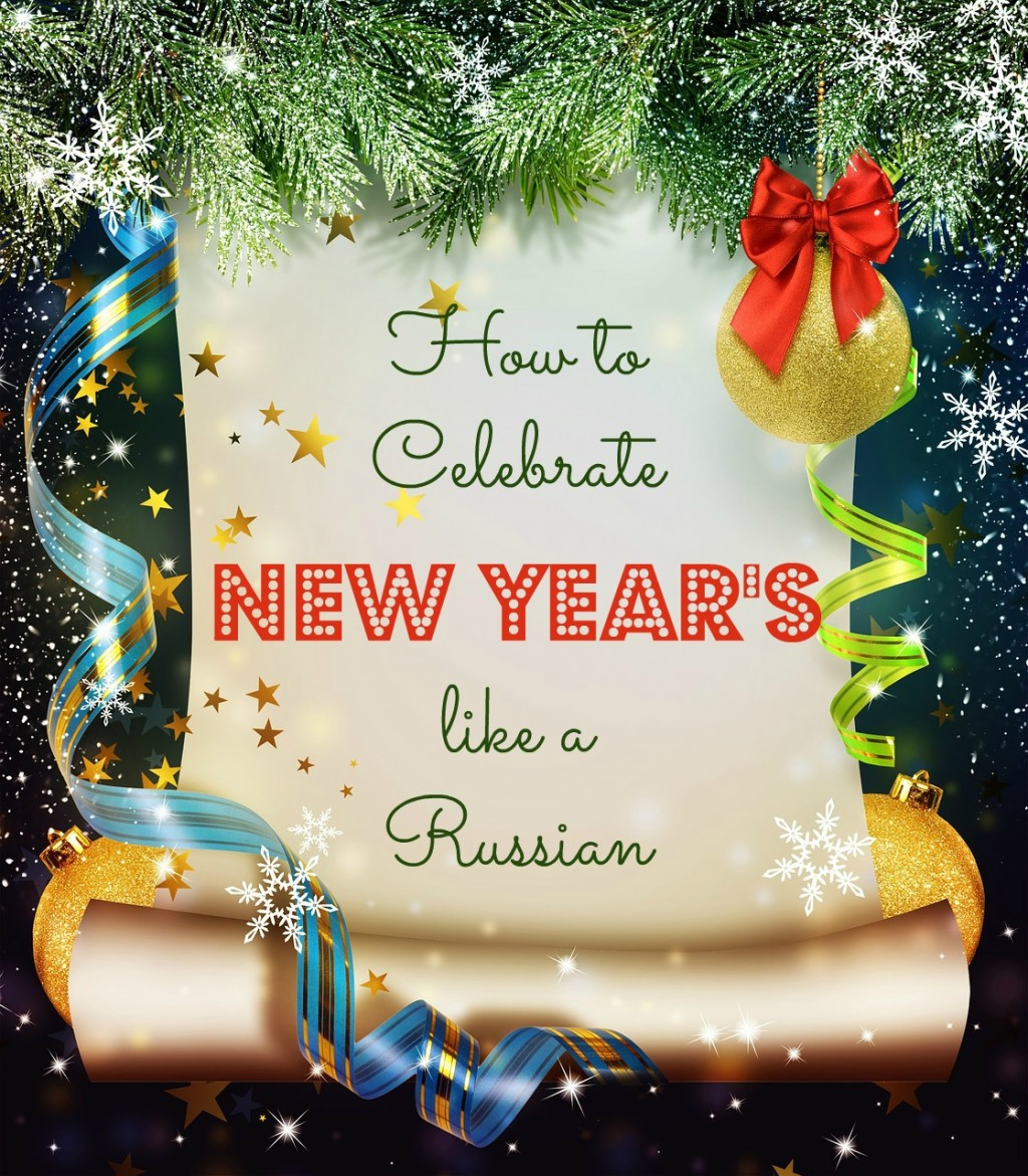 Celebrate New Year Russian Ladies 59