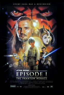 Film Review: Star Wars Episode I - The Phantom Menace