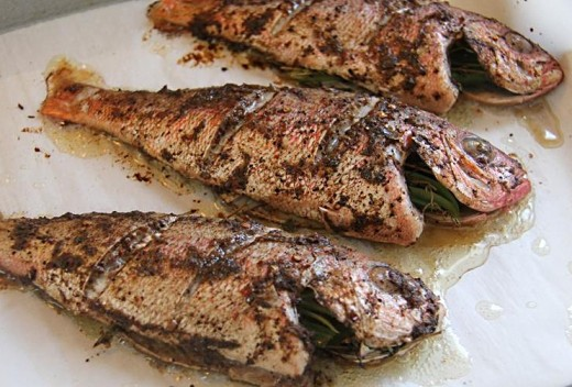 Jerk fish is a real treat for a party or barbecue | Original Image - janderson99
