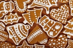 Frosted cookies - for holidays or any day