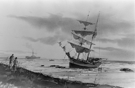 Providencia Shipwrecked off the Coast of Palm Beach, FL