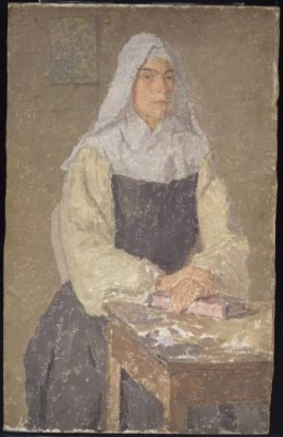 The Nun, Mere Poussepin, 1915 - 21