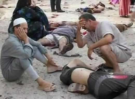 Algeria Terror Attack Aftermath