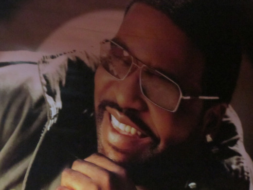 "A Photo of Gerald Levert was also featured with Gladys son, Jimmy. A tribute was presented as a background singer performed, ""Baby Hold Onto Me,"" one of Levert's hits."