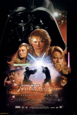 Film Review: Star Wars Episode III - Revenge of the Sith