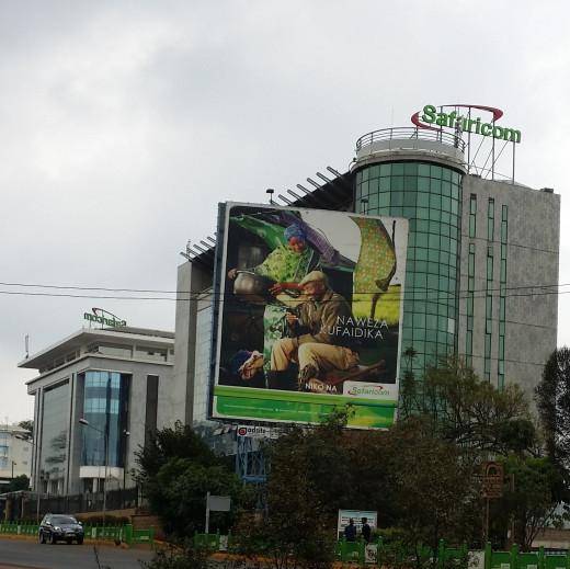 safaricom main offices