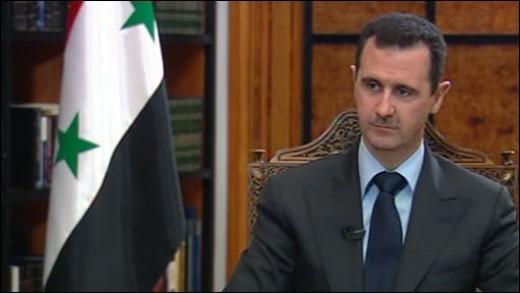 Uncertain Future For Bashar - al Assad.