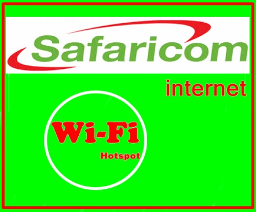 safaricom wifi