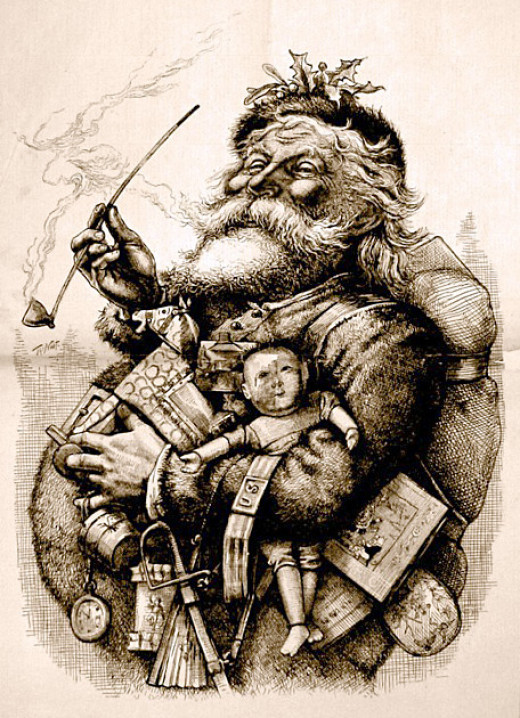 Take up your spiritual problems with the fat man