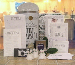 Need Wedding Gift Ideas? A Wedding Time Capsule for Lasting Memories