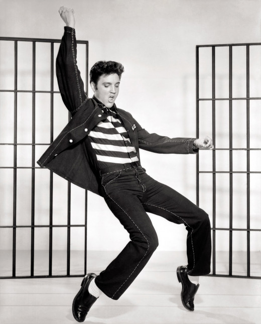 """Elvis (""""The Pelvis"""")"""