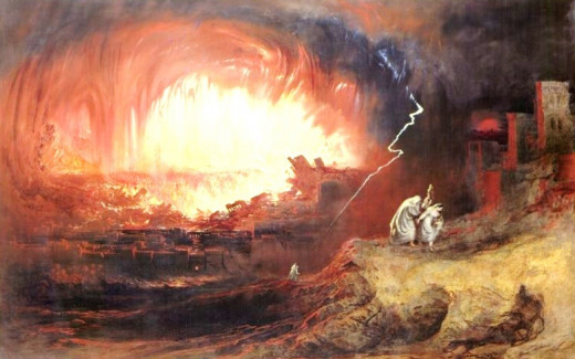The Destruction of Gomarrah