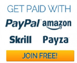 get paid on paypal