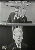 "Anybody remember this on the show ""I've Got a Secret"" in 1964?"