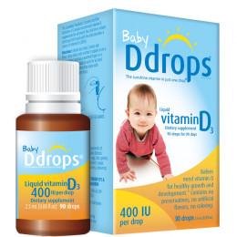 Ddrops Baby 400 IU
