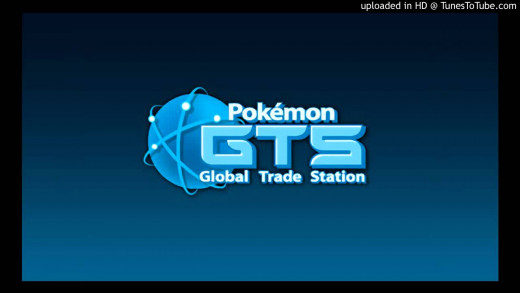 Pokemon GTS Logo