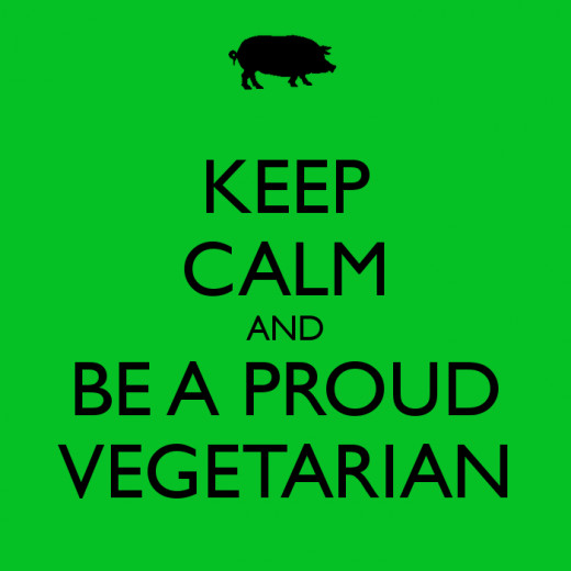 How to Become a Vegetarian For Dummies...