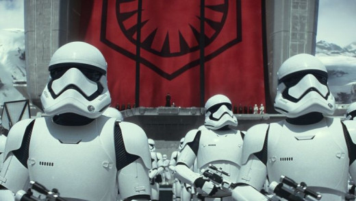 The new stormtroopers